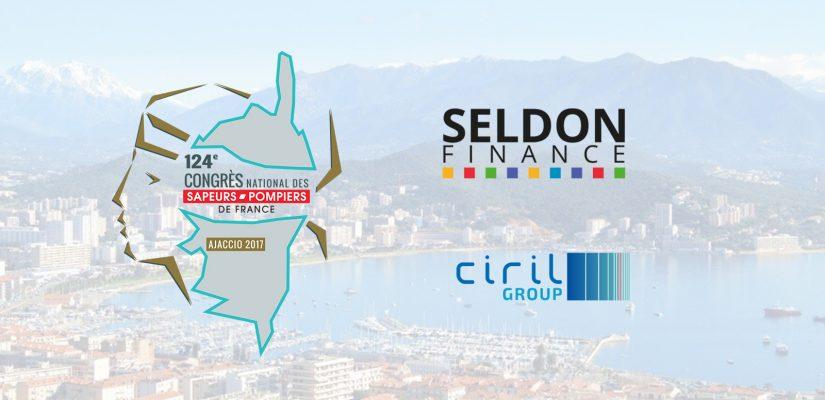 Salon des SDIS 2017 Ajaccio Seldon Finance Ciril Group